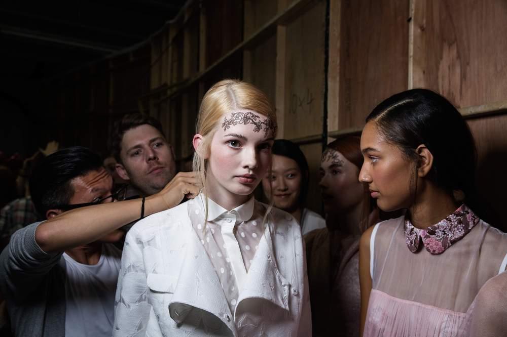 Bora Asku, London Fashion Week, Day 1, Soho Photos Ki Price