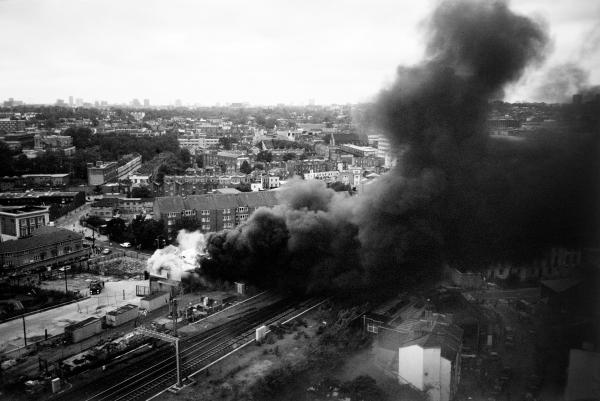 Arson attack (Camden), 1991