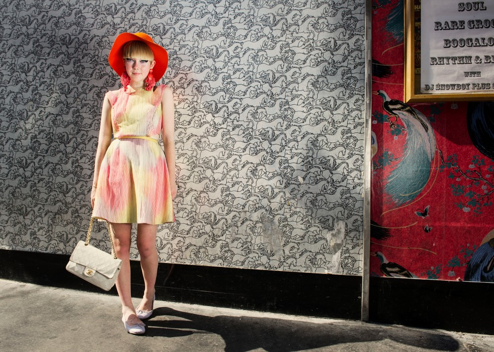 Soho Street Shoots Photo by Ki Price